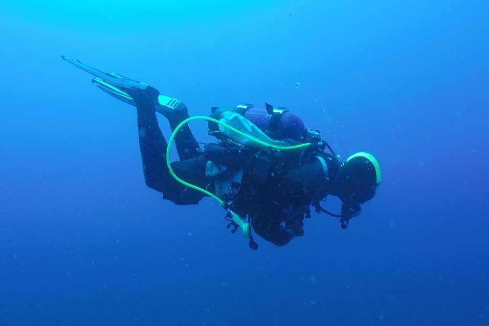 Caretta Diving Specijalnost Dubinskog Ronjenja