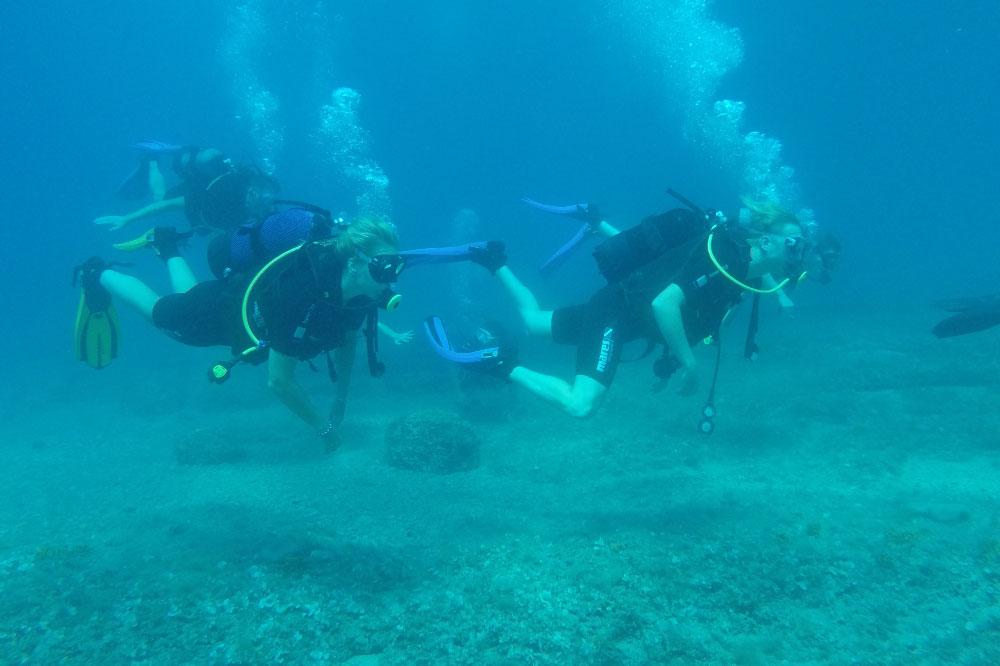 Caretta Diving Specijalnost Podvodne Navigacije