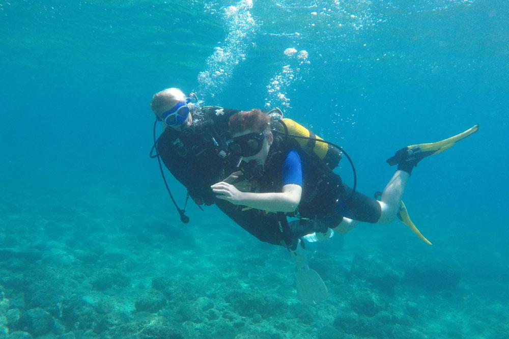 Caretta Diving Specijalnost Stres I Spasavanje