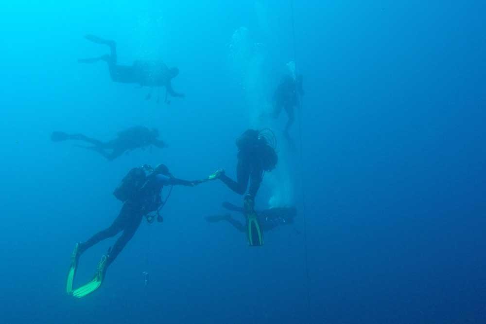 Caretta Diving Specijanost Dubinskog Ronjenja