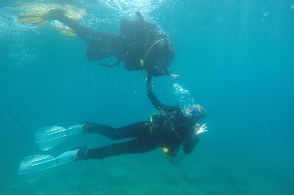 Caretta Diving Tecaj Open Water Diver