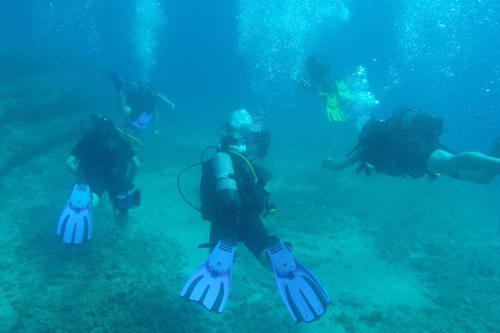 Caretta Diving Skola8 1000 666